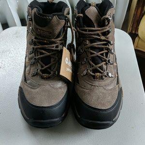 Mens new Hi Tech hiking boots waterproof